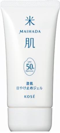 【3月1日発売】顔にも身体にも使える。米肌から快適日やけ止めジェル