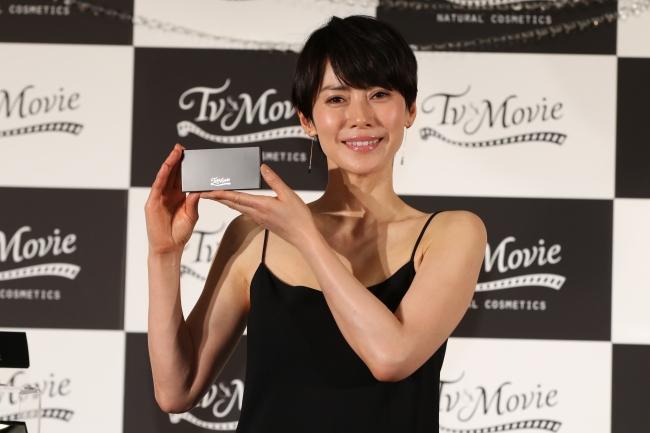 【4月25日発売】中谷美紀さんプロデュース。1色展開ファンデーション