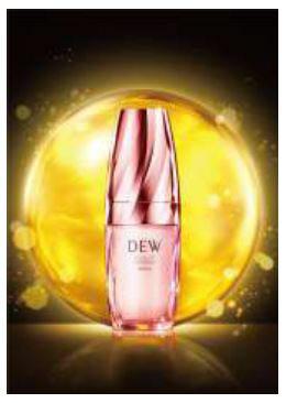 【10月16日発売】DEWから押し返すような肌を目指す新ハリ美容液